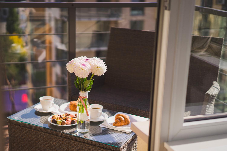 Arredare Un Terrazzo arredare il terrazzo per una pausa caffè all'aperto - dersutmag